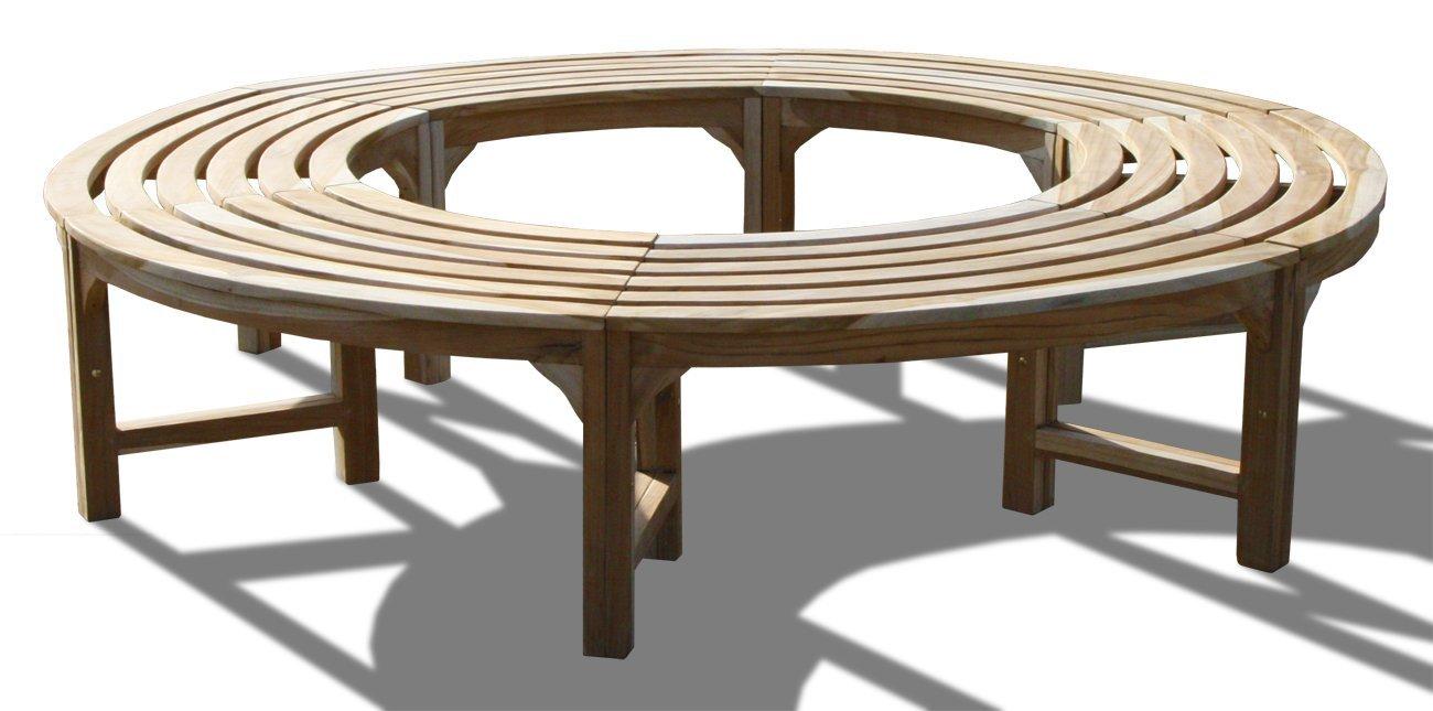 baumbank holz swalif. Black Bedroom Furniture Sets. Home Design Ideas